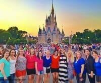 Business Group Disney World Trip