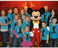 Group Trip To Disney World