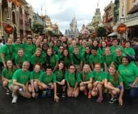 Faith based Disney World group trip