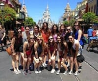 Group field trip Disney World