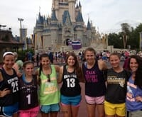 Disney World Spring Break Group Trip