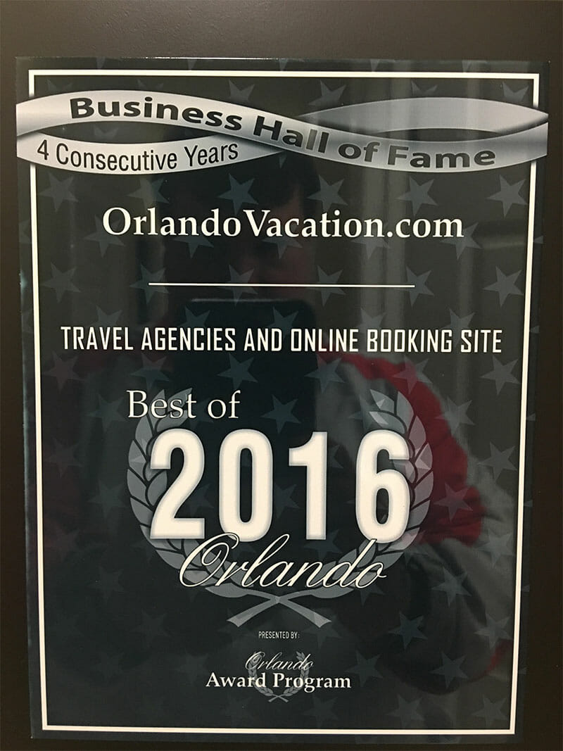 Orlando Vacation best of the best 2016