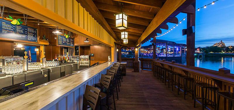 Dockside Margaritas Disney Springs