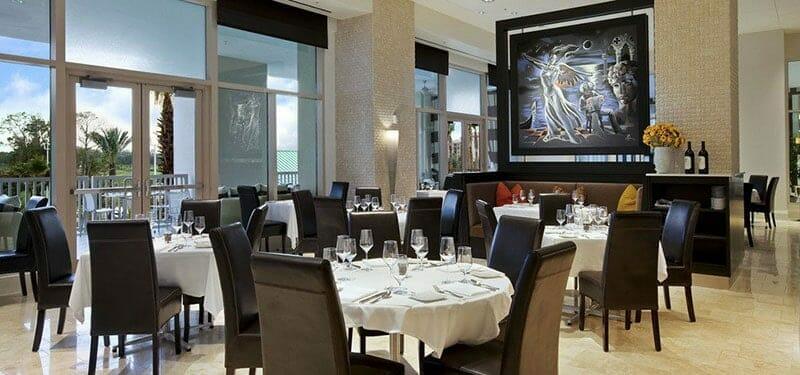 La Luce Fine Dining in Orlando