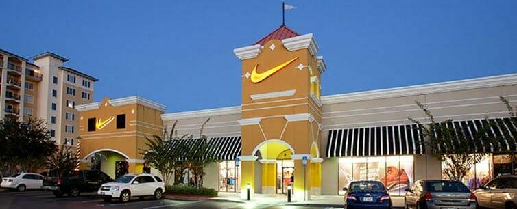Lake Buena Vista Outlet Mall Orlando