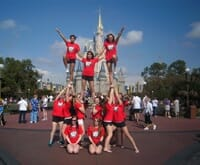 Disney World Sports Group Vacation