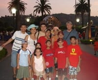 Family Reunion Group Universal Studios