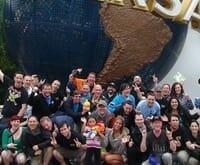Group Field Trip Universal Studios