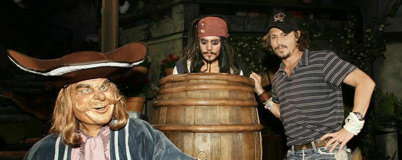 Pirates of Caribbean Disney World Myths