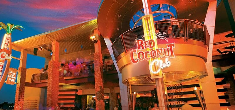 Red Coconut Club Best Bars in Orlando