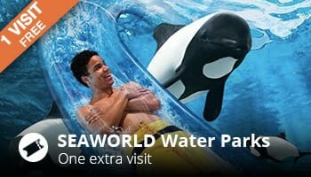 Seaworld waterpark discounts