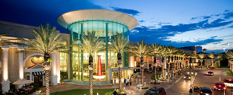Millenia Mall Orlando Shopping
