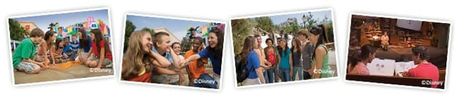 Disney Youth Educational Groups