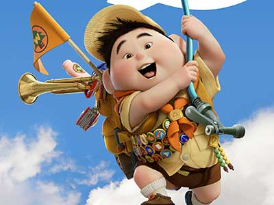 Disney boy scout vacation