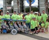 SeaWorld Orlando Family Reunions