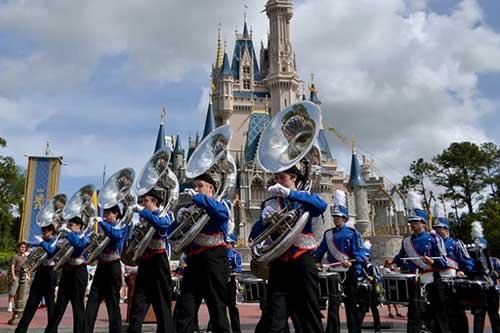 performance group Orlando Vacation