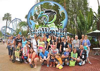 Group Trip To SeaWorld Orlando