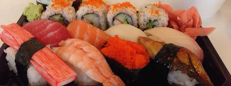 Sushiology Orlando Take Out Foods Near the Attractions