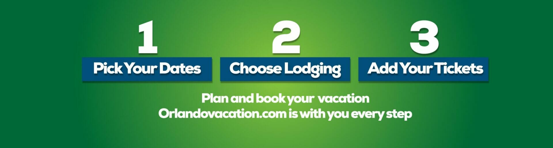 Orlando vacation tickets and vacation homes rentals