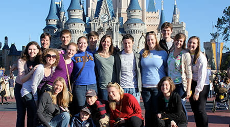 Orlando Group Packages - Family Reunion