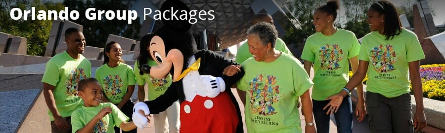 Orlando Group Packages - OrlandoVacation