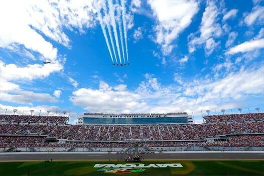 Daytona 500 - Orlando Vacation Package