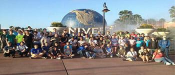 Universal Studios Orlando Family Reunions