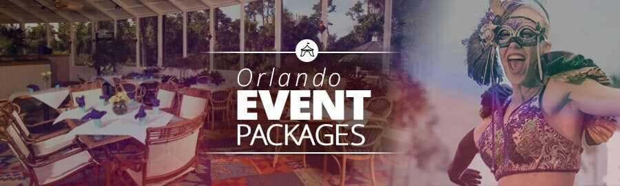 Orlando Event Packages from OrlandoVacation