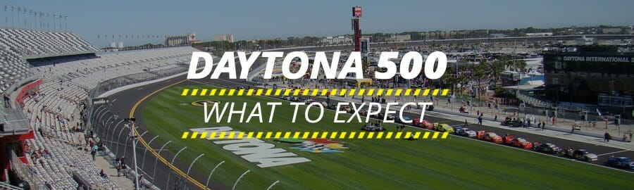 Daytona 500 Article header