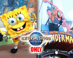 Universal Studios Characters