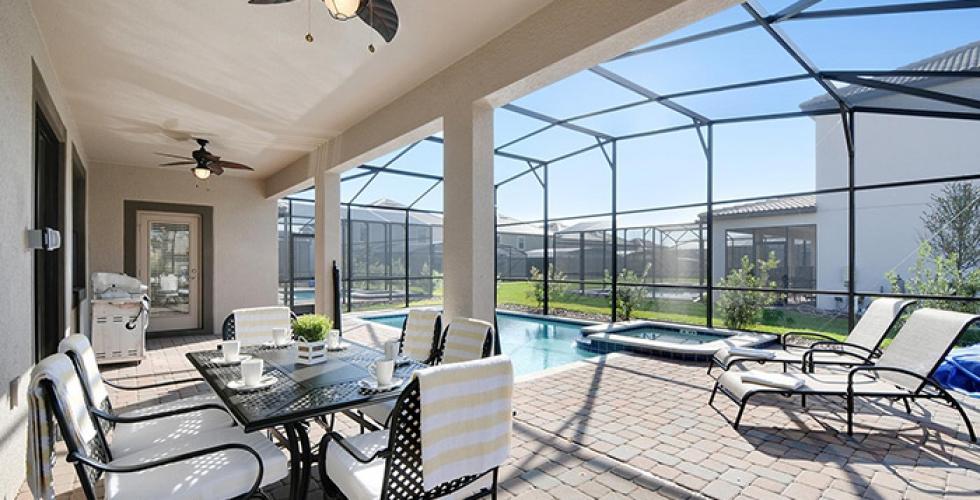 Orlando Vacation Home Rentals Near Walt Disney World
