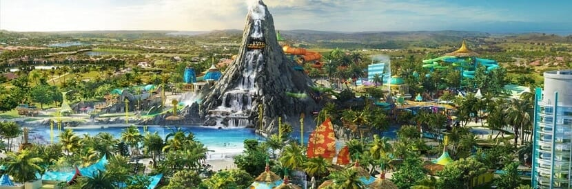 Volcano Bay Whats New at Universal Orlando Newest Park