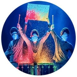 Blue Man Group - OrlandoVacation