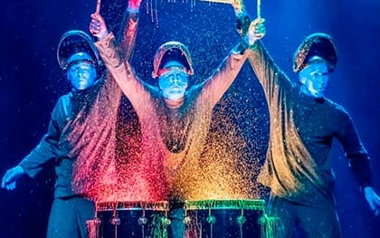 group tickets blue man group