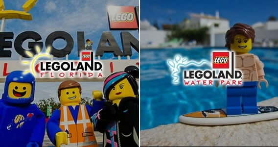 Group Tickets - Legoland