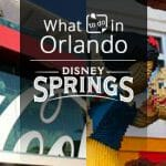 What To Do in Orlando Disney Springs