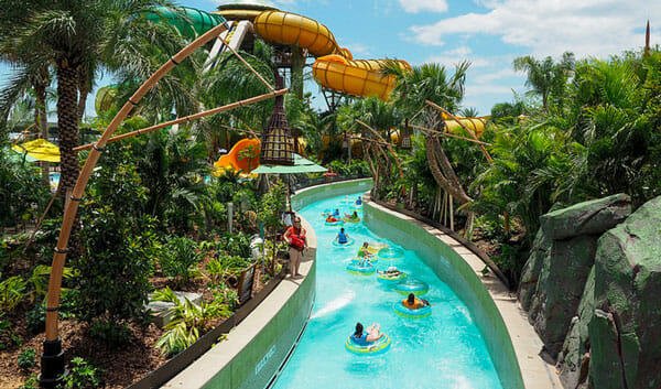 TeAwa The Fearless River - Universal Studios Volcano Bay -orlandovacation