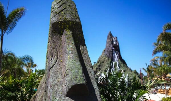 The reef - Universal Studios Volcano Bay -orlandovacation