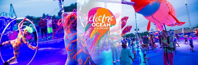 Seaworld electric ocean - Orlandovacation