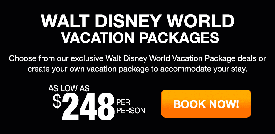 Book now-Orlando Vacation Packages
