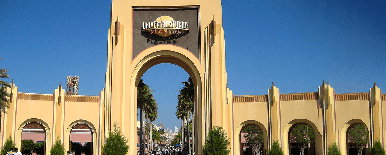 Universal Studios Cover - Orlando Vacation