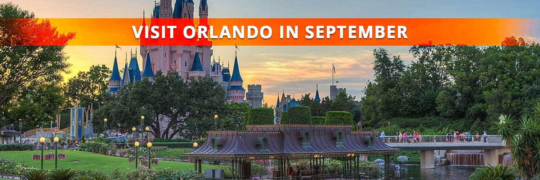 Visit Orlando in September - Orlando vacation