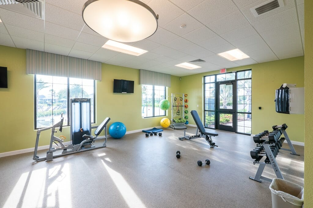 Storey Lake Orlando Vacation Home Fitness Club