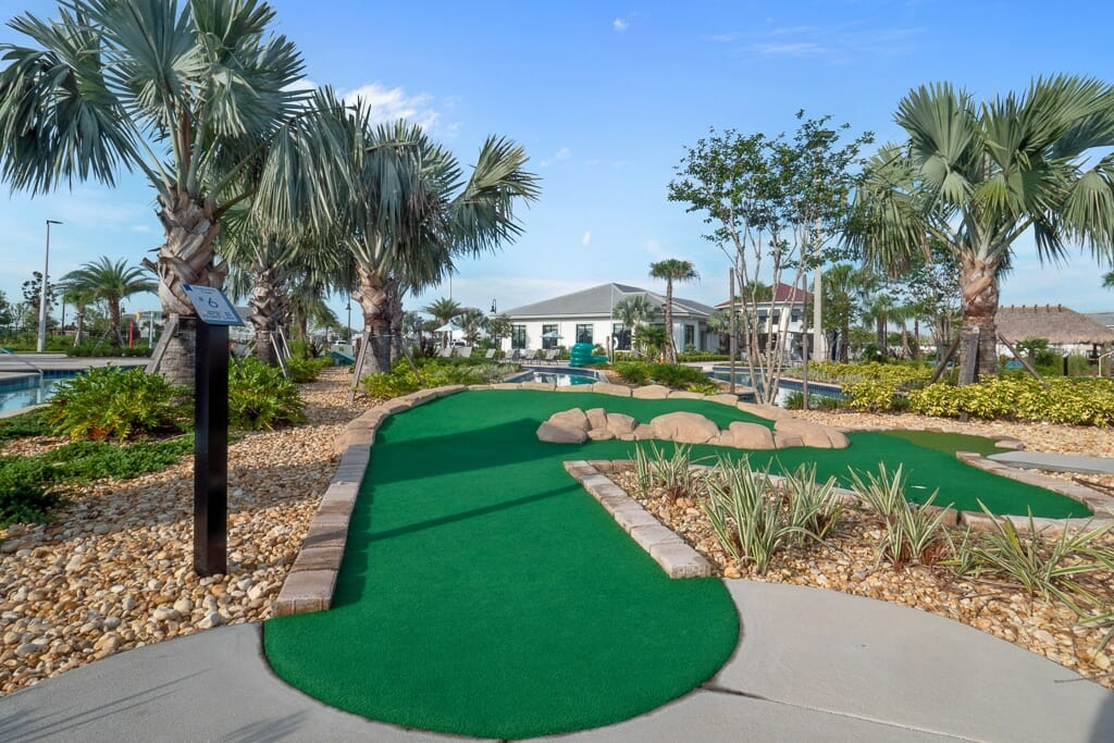Storey Lake Orlando Vacation Home Mini Golf