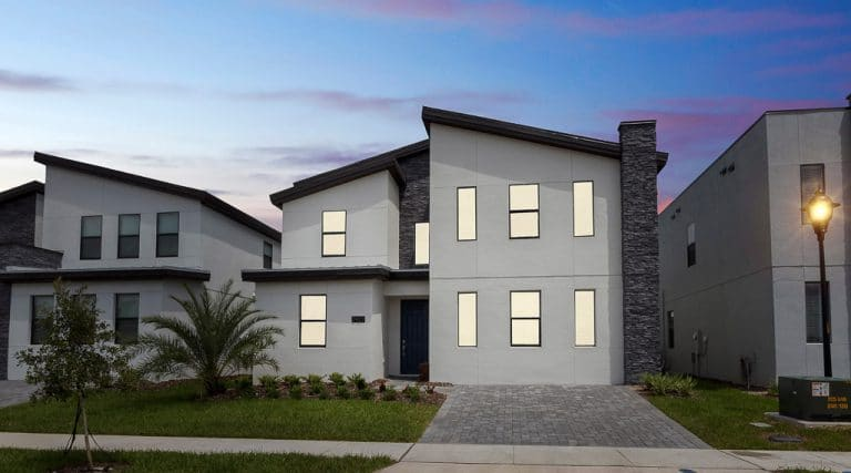 Storey Lake Orlando Vacation House Front 3
