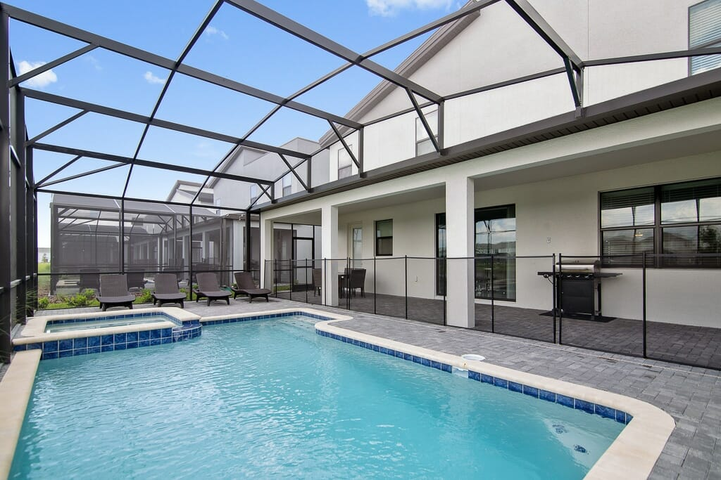 Storey Lake Orlando Vacation Pool 3