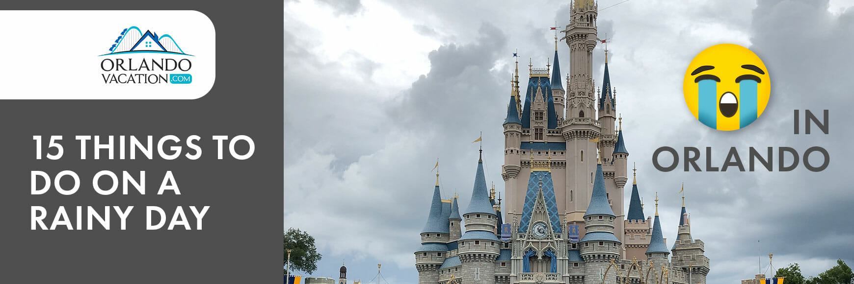 Things to do on Rainy Days in Orlando