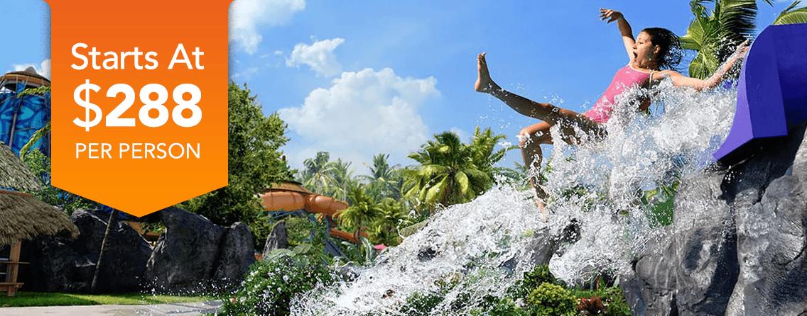 3 Park Universal Studios - OrlandoVacation