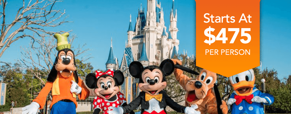 walt disney world packages lowest prices guaranteed rh orlandovacation com All Expense Vacations All Inclusive disney world all inclusive packages with airfare from toronto