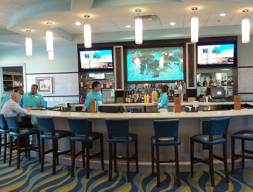 ChampionsGate Oasis Condos in Orlando Bar - OrlandoVacation